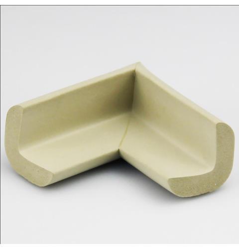 محافظ گوشه میز L-SHAPE نی نی ک -سایز کوچک 4 عددی
