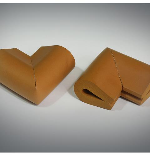 محافظ گوشه و لبه تیز سایز بزرگ «نی نی ک -ninik-فوم-چهار عدد در هر بسته»