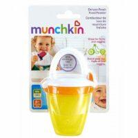 پستانک توری میوه خوری درب دار مانچکین «Munchkin»