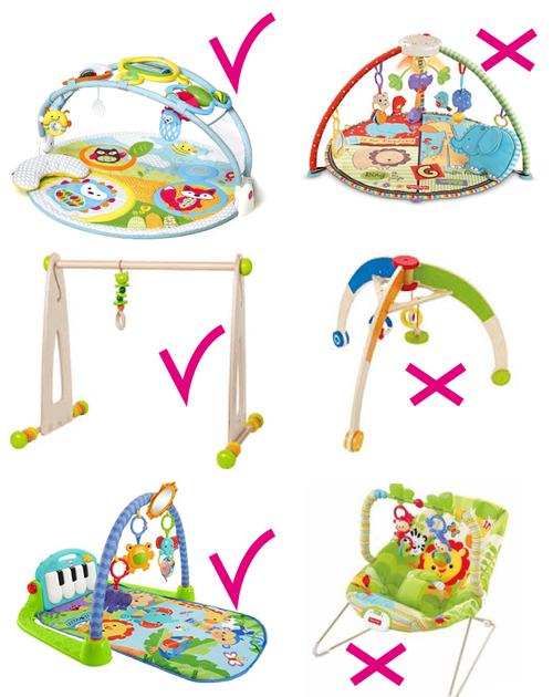 راهنمای خرید تشک بازی نوزاد و نکات کلیدی برای یک خرید موفق
