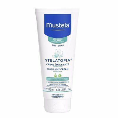 کرم مرطوب کننده پوست کودک استلاتوپیا موستلا«Mustela»