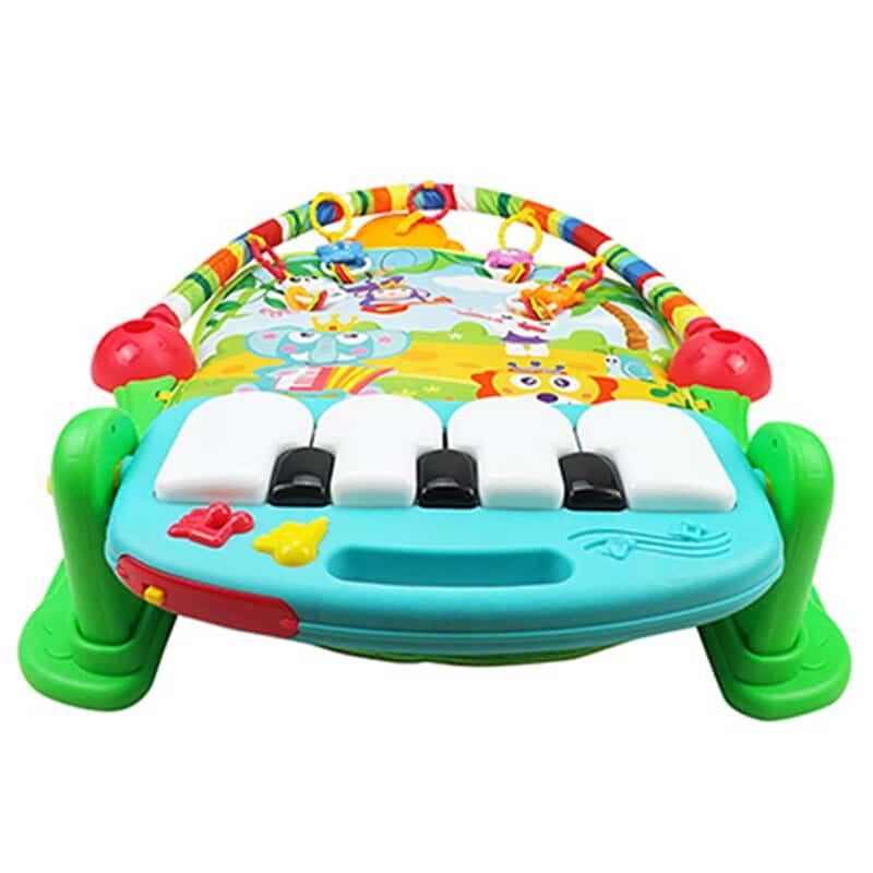 تشک بازی نوزاد پیانو موزیکال (HUANGER)