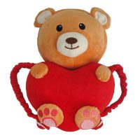 ضربه گیر سر نوزاد و کودک طرح خرس