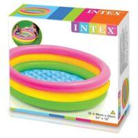 استخر بادی کودک اینتکس INTEX کد 58924NP قطر 86cm