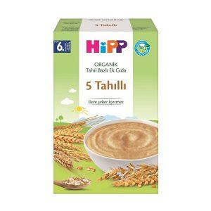 سرلاک پنج غله هیپ HIPP