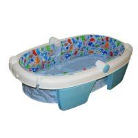 وان حمام کودک رنگ آبی suwan baby