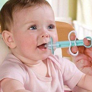 دارو خوری نوزاد