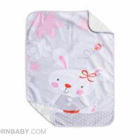 زیر انداز تعویض نوزاد رزبرن مدل LITTLE BUNNY
