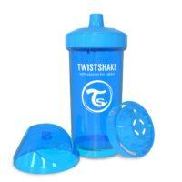لیوان آموزشی 360 میل آبی تویست شیک Twistshake